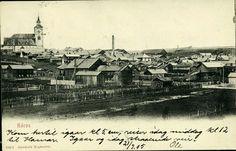 Sør-Trøndelag fylke Røros kommune Utg Amneus Boghandel Brevkort stemplet 1905