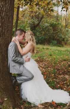Wedding Pictures - How to make wedding photos bright and unusual? There're many original and beautiful photo ideas.Outdoor wedding photos are imbued with a romance and mystery Wedding Fotos, Barn Wedding Photos, Wedding Picture Poses, Wedding Photoshoot, Wedding Shoot, Wedding Couples, Outdoor Wedding Pictures, Outdoor Photos, Wedding Ideas