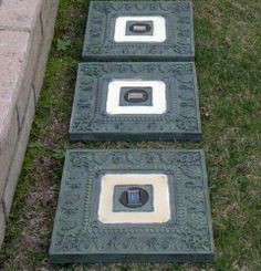 Square Solar Stepping Stones – Green or Ivoryhttp://www.mysolarshop.com/square-solar-stepping-stones-30839