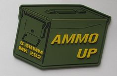 Ammo Up morale patch #morale-patch