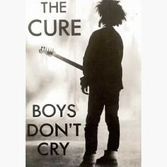 The Cure (who didn't have this poster)