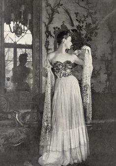 1947 Evening Wear
