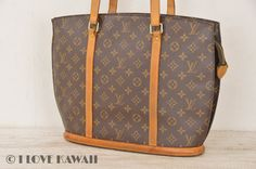 Louis Vuitton Monogram Babylone Shoulder Bag M51102