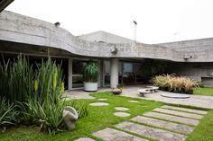 Un blog de decoración a mi manera...: La casa de Tomie Ohtake.