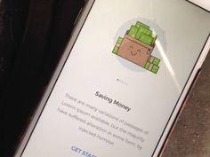 Intro App Interaction by Ghani Pradita