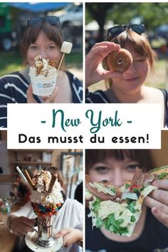 Eating in New York - My Tips for Restaurants, Cafes and S .-Essen in New York – Meine Tipps für Restaurants, Cafés und Street Food Are you looking for the best food in New York? Here you will find the trendiest NYC trend food. New York Travel, Travel Usa, Usa Roadtrip, New York Essen, Skyline Von New York, New York Tipps, New York City, Honey Moon, Honeymoon Tips