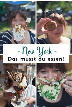 Du suchst das beste Essen in New York? Hier findest du das angesagtesten Trend Food aus NYC.