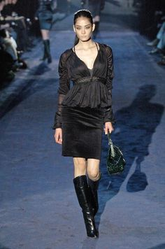 Gucci Fall 2005 RTW Milan