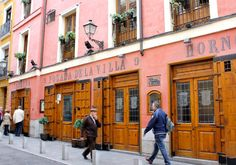 Top 10 Most Picture-Perfect Places in #Madrid - Calle de la Cava Baja  #travel #Spain