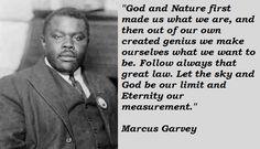 Marcus Garvey Quotes | Marcus Garvey Quotes