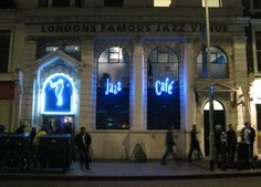 #JazzCafe, small venue, huge acts - the jazz cafe features, soul, funk, world, dance and hip-hop as well as some pretty amazing Jazz acts too. The club has opened doors to a great breadth of acts, and the Jazz Cafe has proved itself as one of London's best venues for live music.     Location: 5 Parkway, London, NW1 7PG