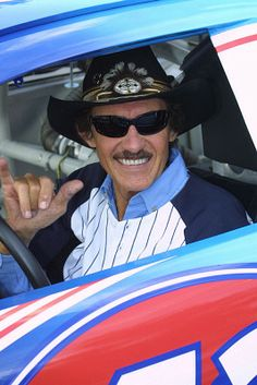 Richard Petty, the King! Richard Petty, King Richard, Nascar Racing, Auto Racing, Kyle Petty, Smokey And The Bandit, Daytona 500, Dale Earnhardt, Monster Energy