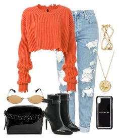 """""""casual #30"""" by sandradelangel on Polyvore featuring Unravel, Off-White, Kendall + Kylie, Givenchy and David Yurman"""