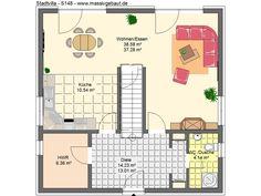 gerade treppe home sweet home pinterest. Black Bedroom Furniture Sets. Home Design Ideas