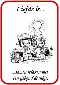Liefde is......