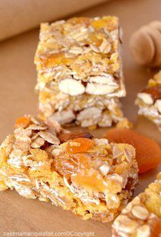 barre de céréales maison granola (5)