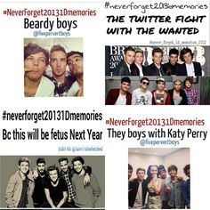 #neverforget20131dmemories The boys!