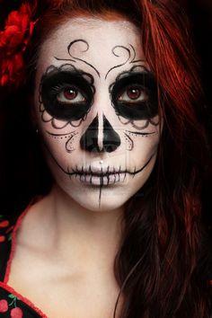 Dia de los Muertos by Velvet-von-Black.deviantart.com