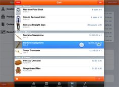 Handshake App order management for the iPad era.