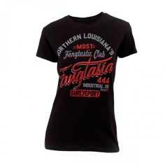 True Blood Fangtasia Shreveport Women's T-Shirt