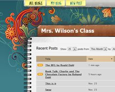 Kidblog.org blogging made easier for education | Teaching PNIEB... ideas and stuff