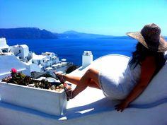 Santorini miasto miłości...