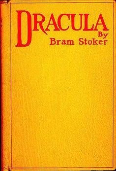 Dracula by Bram Stoker (Stoker didn't invent the vampire, but this gothic novel's DNA can be found in all modern-day bloodsuckers. Dark, broody, and ever suspenseful, it's a horror-ific classic.)