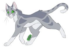 100 Warrior Cats Challenge 15 - Willowshine She's just cute