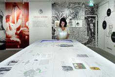 Het stenen bruidsbed - tentoonstelling Letterkundig Museum > http://hetstenenbruidsbed.nl/