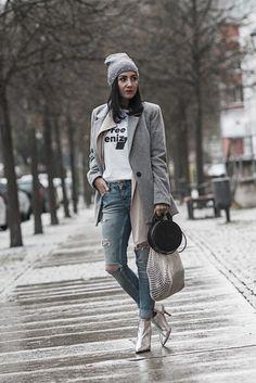 Petite Fashion und wie Kleidung größer mogeln kann