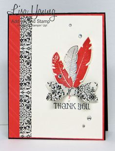 A Bunch of Feathers by genesis - Cards and Paper Crafts at Splitcoaststampers