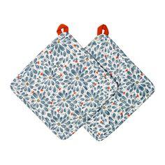 FINSTILT Poignée IKEA Couche intermédiaire en polyester feutré procure une bonne isolation contre la chaleur.