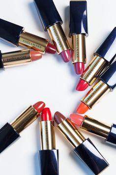 we want lipstick