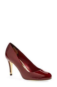 f1089f438b74 Ted Baker London  Marae 2  Pump available at  Nordstrom Shoe Closet