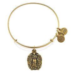 Alex and Ani Guardian of Knowledge Charm Bangle Rafaelian Gold Finish Bracelet, A14EB86RG -- Check out @…