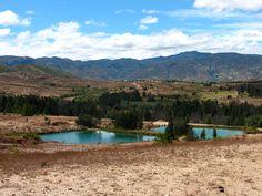 Pozos Azules, Villa de Leyva - #Colombia @Dituristico #SomosTurismo