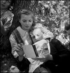 HUNGARY—1948.  © David Seymour / Magnum Photos.