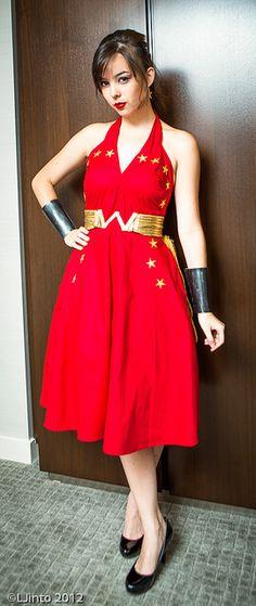 Wonder Girl | DragonCon, Photo by LJinto