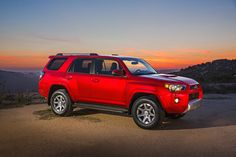 With the 2016 Toyota you'll trade off a little refinement and on the road finesse for true SUV capability, off-road prowess, and unparalleled style. Find out why the 2016 Toyota is rated by The Car Connection experts. Toyota 4runner Interior, 2015 Toyota 4runner, Toyota Suvs, Toyota Trucks, Stagecoach Music Festival, Offroad, Buy Car Online, Toyota Canada, Compare Cars
