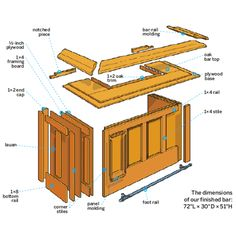 Outdoor Bar Plans | Free Outdoor Plans - DIY Shed, Wooden Playhouse on outdoor kitchen plans free, outdoor dog kennels and runs, outdoor building, outdoor garden shade structures, outdoor bar table designs, outdoor home bar designs, outdoor bbq area designs, outdoor bar plans blueprints, outdoor columns with stone, outdoor bench plans free, outdoor projects plans free, outdoor bar frame plans, gazebo designs plans free, outdoor bar construction plans, outdoor patio bar designs, garage designs plans free,