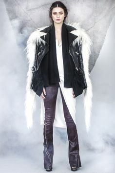 ALMAZ is a Romanian based womenswear brand founded in 2014 by creative duo Andra Olaru & Stefana Maior. Lace Jacket, Leather Leggings, Bordeaux, Lamb, Goth, Women Wear, Punk, Jackets, Fashion