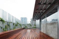 Hotel Far&Near Nanhao St. by kooo architects - Design Milk