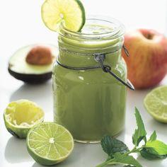 Glowing Mojo-ito Green Monster Juice Recipe on Yummly