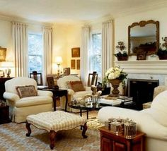 southern home interior photos | ... Furniture Blog » Decorating Your Home in Traditional Southern Style