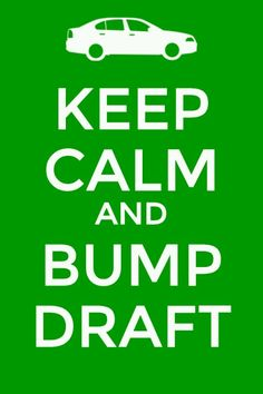 Bump draft……only on the track of course! 🙂 Bump draft……only on the track of course! Dirt Track Racing, Nascar Racing, Nascar Quotes, Jeff Gordon Nascar, Matt Kenseth, Kurt Busch, Joey Logano, Kevin Harvick, Daytona 500
