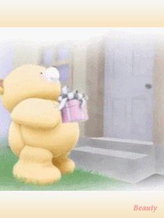 Полетели - анимация на телефон №1032144 Happy Birthday Daughter, Happy Birthday Gifts, Gifs, I Love You Hubby, Bear Tumblr, Good Morning Hug, Birthday Wishes Gif, Teddy Bear Quotes, Cool Clipart