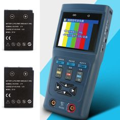 """123.99$  Watch here - http://aliwxe.worldwells.pw/go.php?t=32370207226 - """"Free shipping!2.8"""""""" AHD Hybrid CCTV Camera Video PTZ Control Tester Multimeter+Extra 1 Battery"""""""