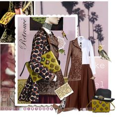 How To Wear Vintage Find for Inna! Outfit Idea 2017 - Fashion Trends Ready To Wear For Plus Size, Curvy Women Over 20, 30, 40, 50