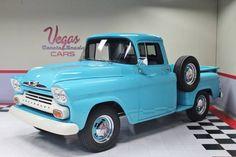 1958 Chevrolet Apache Pickup for sale #1743956 | Hemmings Motor News