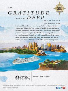 Crystal Cruises - www.jeanninepringle.cruiseshipcenters.ca